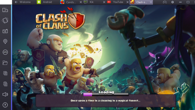 BlueStacks for Windows 10 Screenshot 2