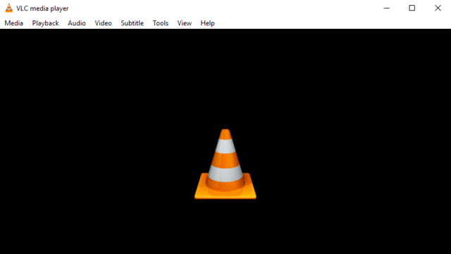 VLC Media Player for Windows 10 Screenshot 1