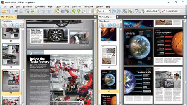 PDF-XChange Editor for Windows 10 Screenshot 1
