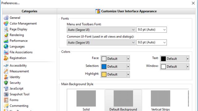 PDF-XChange Viewer for Windows 10 Screenshot 3