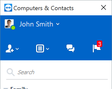 TeamViewer for Windows 10 Screenshot 3