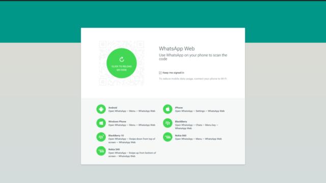 WhatsApp for Windows 10 Screenshot 2