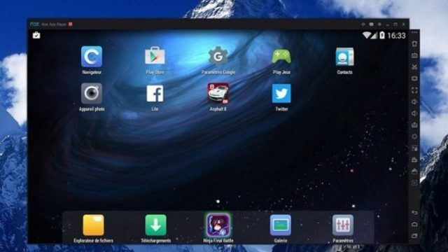 Genymotion for Windows 10 Screenshot 1