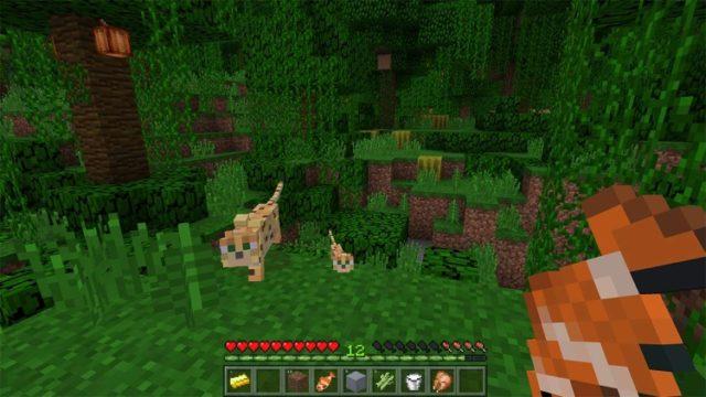 Minecraft for Windows 10 Screenshot 1
