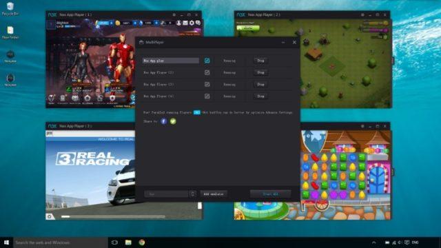 NoxPlayer for Windows 10 Screenshot 2