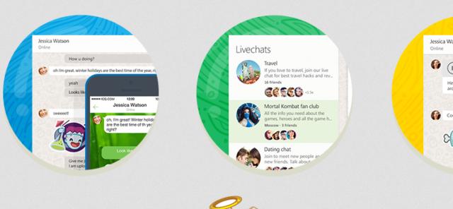 ICQ for Windows 10 Screenshot 3