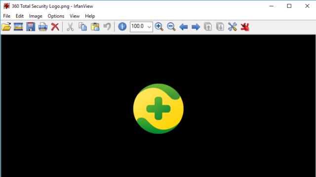 IrfanView for Windows 10 Screenshot 2