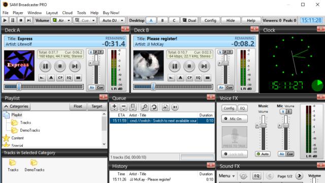 Download SAM Broadcaster PRO (64/32 bit) for Windows 10 PC. Free