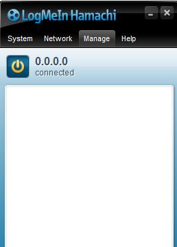 LogMeIn Hamachi for Windows 10 Screenshot 1