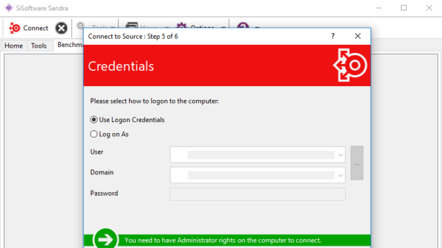 SiSoftware Sandra Lite for Windows 10 Screenshot 1