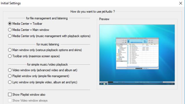 jetAudio for Windows 10 Screenshot 3