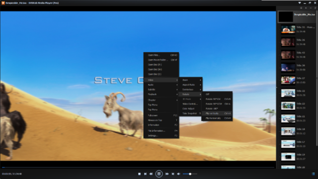 DVDFab Player (Ultra – Standard) for Windows 10 Screenshot 2