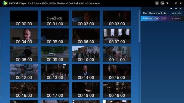 DVDFab Player (Ultra – Standard) for Windows 10 Screenshot 1