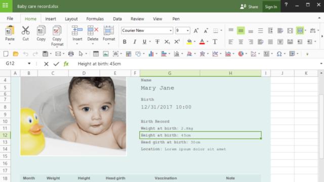 Polaris Office for Windows 10 Screenshot 3