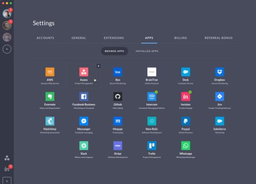 Shift for Windows 10 Screenshot 2