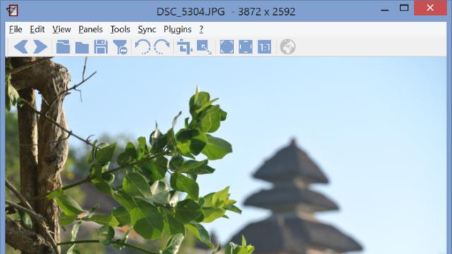nomacs – Image Lounge for Windows 10 Screenshot 1