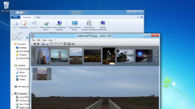 nomacs – Image Lounge for Windows 10 Screenshot 2