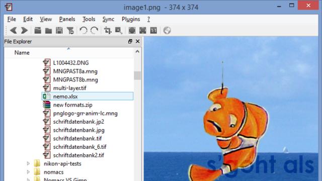 nomacs – Image Lounge for Windows 10 Screenshot 3