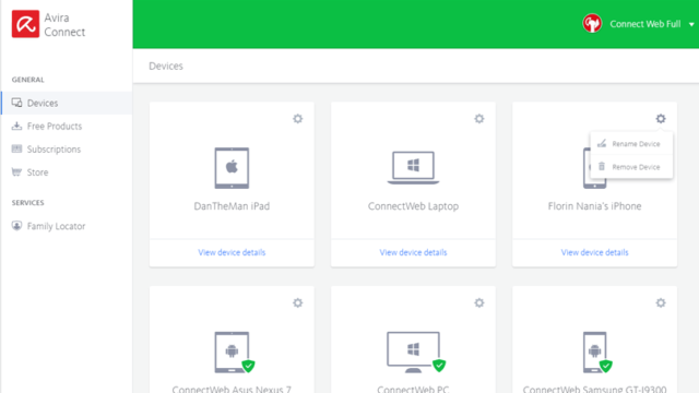 Avira Free Security Suite for Windows 10 Screenshot 3