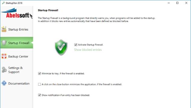 StartupStar for Windows 10 Screenshot 2