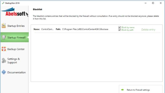 StartupStar for Windows 10 Screenshot 3