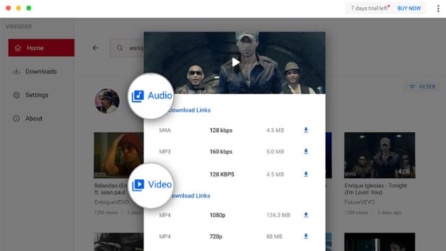 Videoder for Windows 10 Screenshot 3