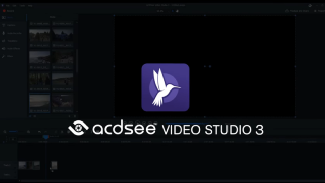 ACDSee Video Studio for Windows 10 Screenshot 1