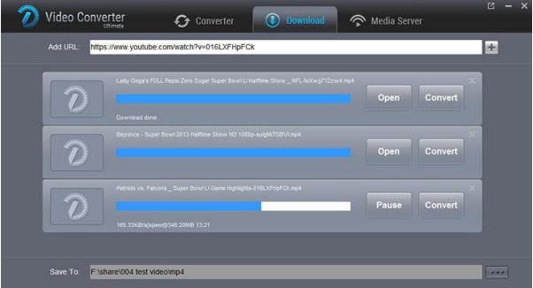 Dimo Video Downloader for Windows 10 Screenshot 2