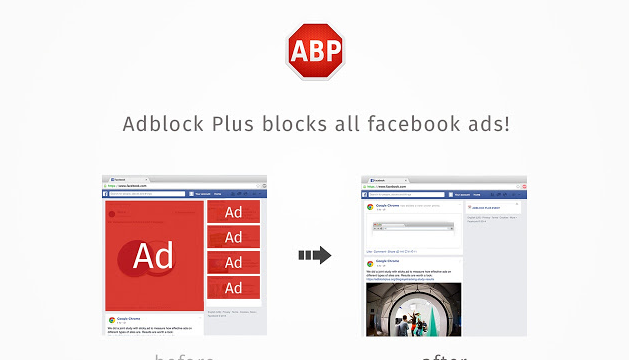 Adblock Plus for Windows 10 Screenshot 1