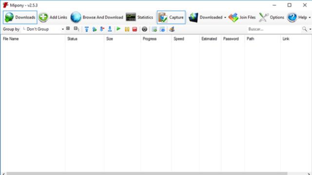 Mipony for Windows 10 Screenshot 1