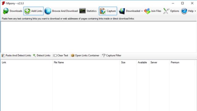 Mipony for Windows 10 Screenshot 2