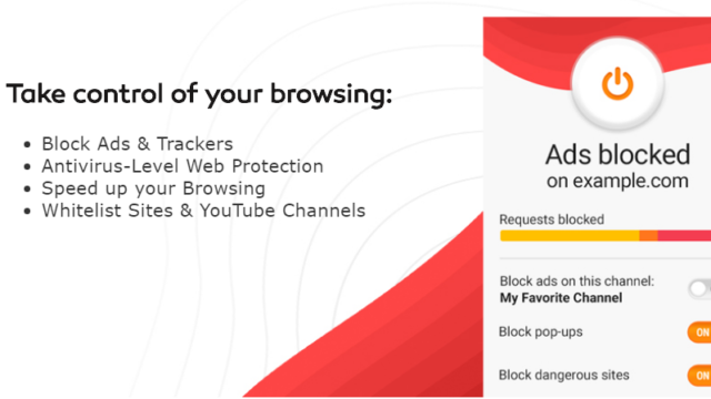 adaware ad block for Windows 10 Screenshot 1