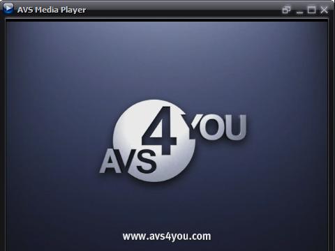AVS Media Player for Windows 10 Screenshot 1