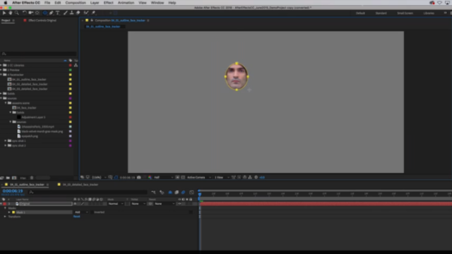 Adobe After Effects CC for Windows 10 Screenshot 1