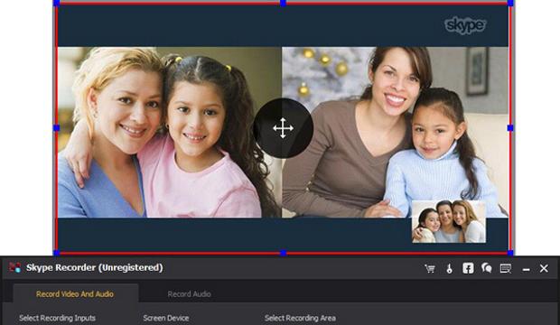 Aiseesoft Skype Recorder for Windows 10 Screenshot 1