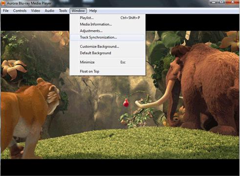 Aurora Blu-ray Media Player for Windows 10 Screenshot 1
