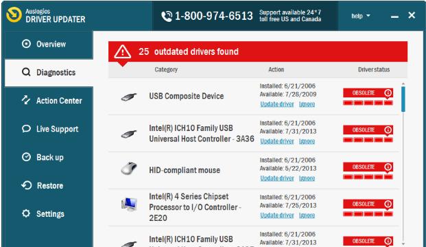 Auslogics Driver Updater for Windows 10 Screenshot 2