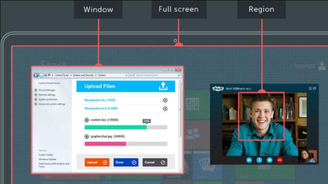 BB FlashBack for Windows 10 Screenshot 2