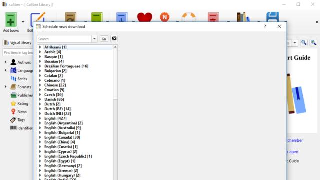 Calibre for Windows 10 Screenshot 2