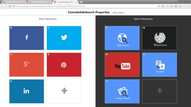 Dragon Internet Browser for Windows 10 Screenshot 3