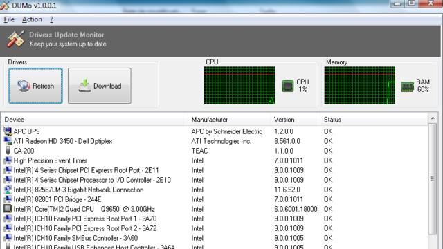 DUMo for Windows 10 Screenshot 1