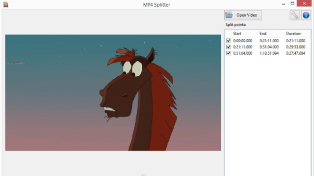 MP4Tools for Windows 10 Screenshot 1