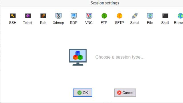 MobaXterm for Windows 10 Screenshot 1