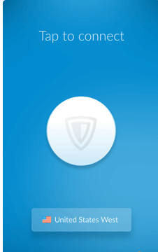 ZenMate VPN for Windows 10 Screenshot 1