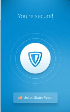 ZenMate VPN for Windows 10 Screenshot 2