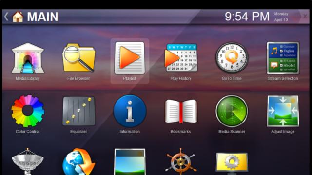 Zoom Player for Windows 10 Screenshot 1
