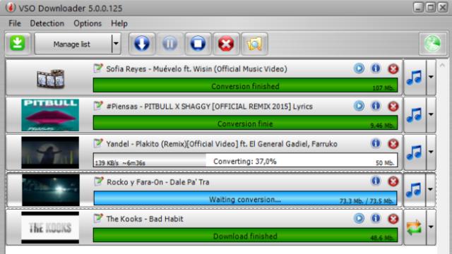 VSO Downloader for Windows 10 Screenshot 1