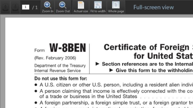 CoolUtils PDF Viewer for Windows 10 Screenshot 2