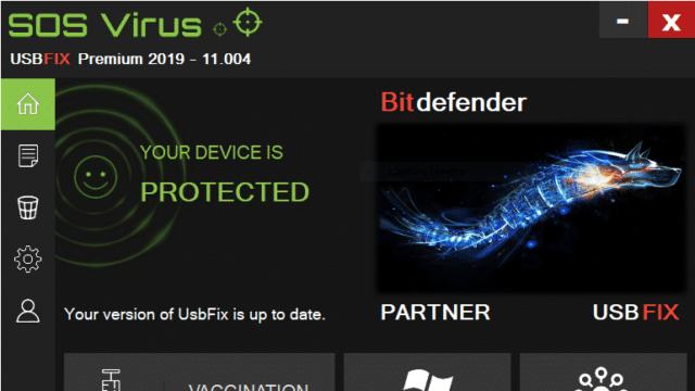 UsbFix for Windows 10 Screenshot 1