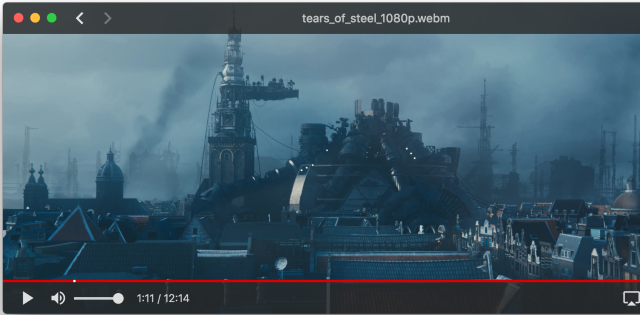 WebTorrent Desktop for Windows 10 Screenshot 2